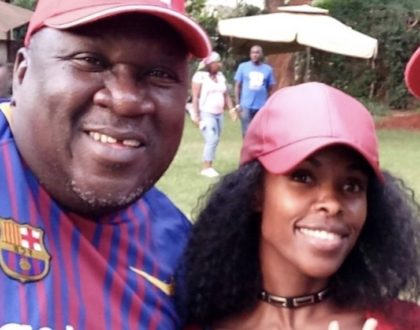 Jacky 'Awinja' Vike exposes disturbing and painful details from the late Papa Shirandula's burial