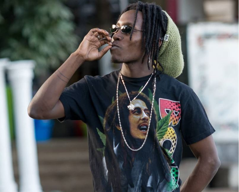 This Is Why Bensoul Wants Marijuana Legalized In Kenya