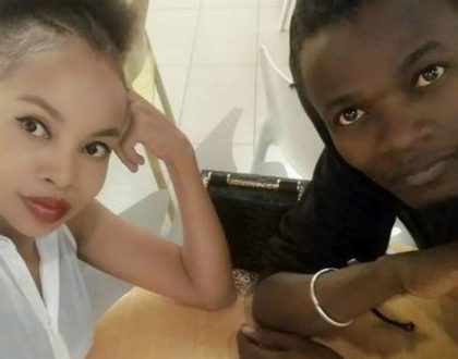 """Achana na msichana wa wenyewe!"" Juliani warns hater for mocking his relationship with Brenda Wairimu"