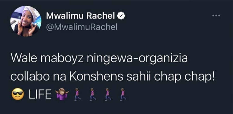 Mwalimu Rachel