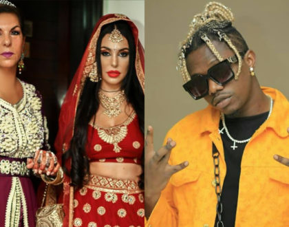 Beef explained: Rayvanny romantically linked to Harmonize's mzungu mother-in-law