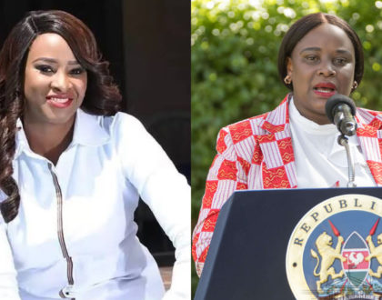Unbelievable! Photos of Kanze Dena before the rapid weight gain
