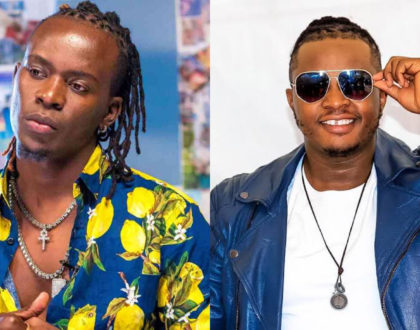 Wueh! Willy Paul takes a swipe at DK Kwenye Beat's health in new video