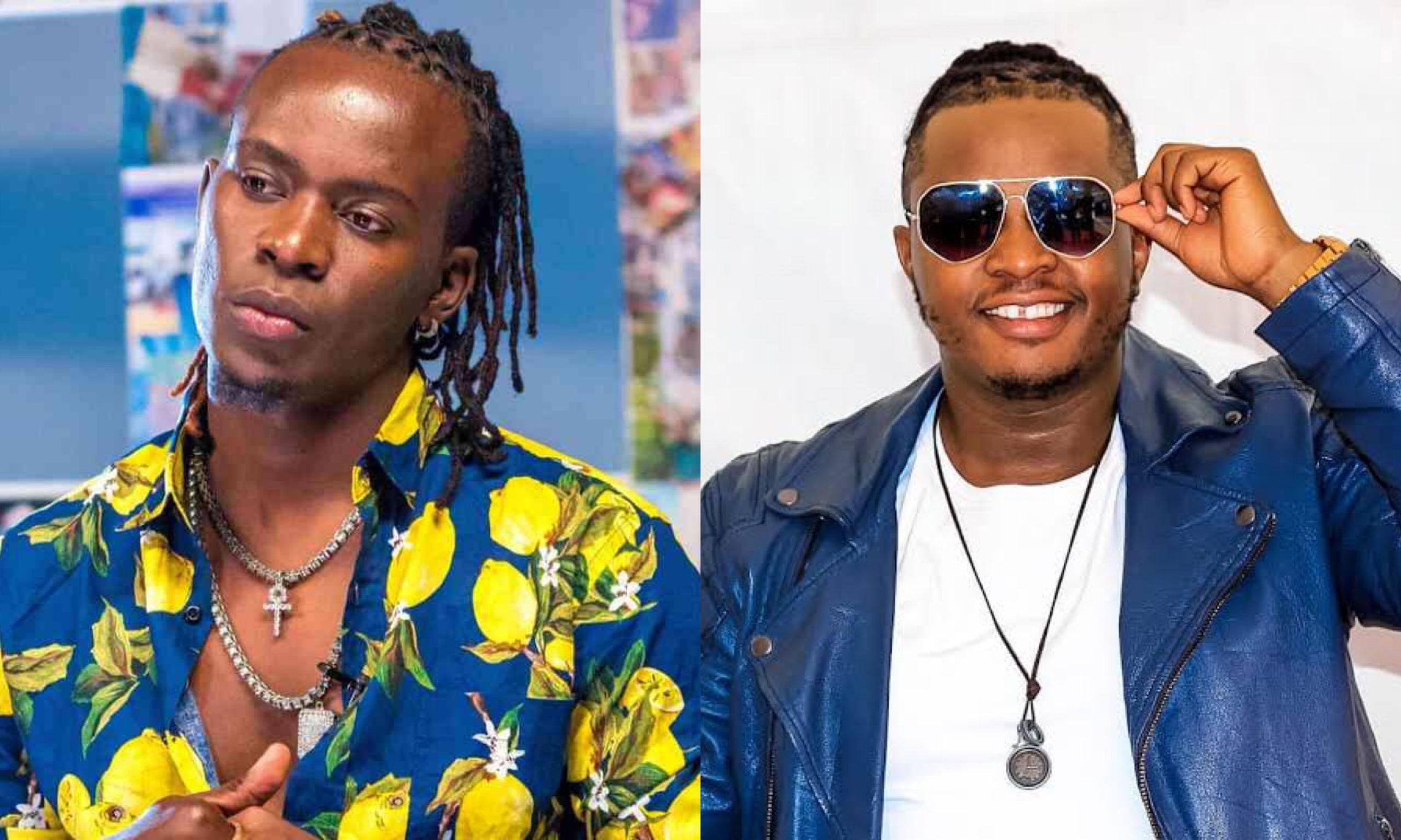 Wueh! Willy Paul takes a swipe at DK Kwenye Beat's health in new video