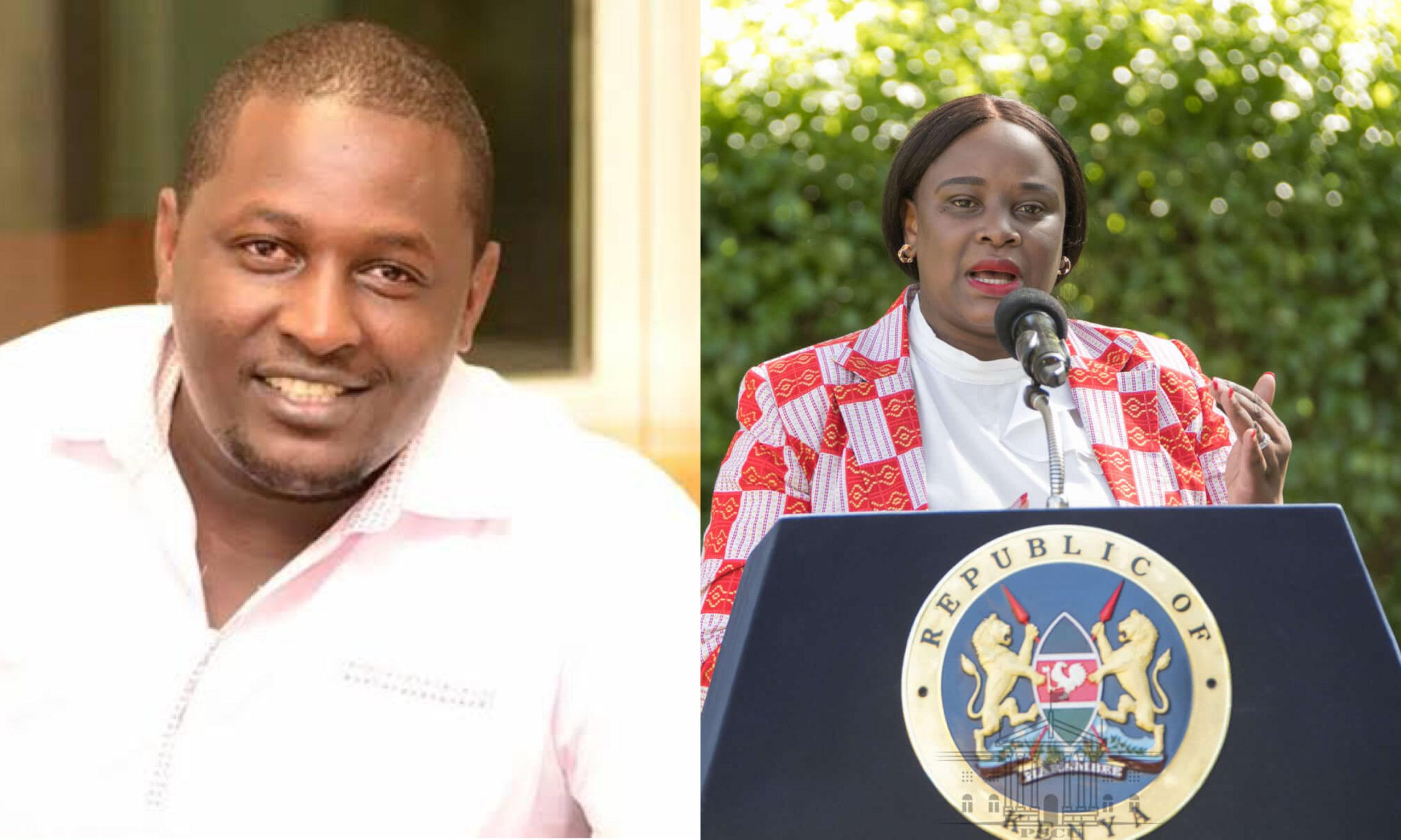 Terence Creative hits back at fat-shaming trolls aimed at Kanze Dena