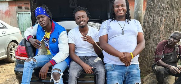 Don't Be Fooled By Social Media- Bahati And Willy Paul Come Clean On Beefing Rumors