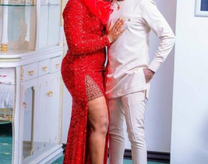 'Nampenda Sana Ama Nipunguze Kidogo?' Bahati's Love Gift To Diana Will Leave You In Awe