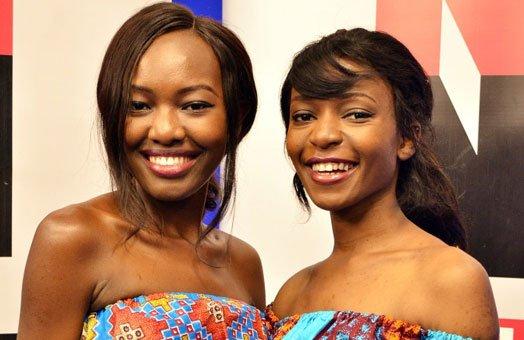 'You Inspire Us' Band Beca Celebrate Caroline Mutoko As Their Hero