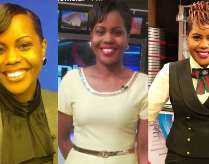 Jane Ngoiri shares her media journey at NTV - in a series of photos