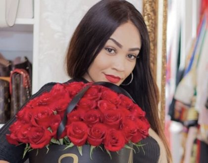 'The darker the berry...' Zari Hassan's young boyfriend finally unveiled (Video)