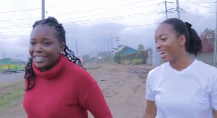 Mwanaume ni pesa: Fans react to Bahati's baby mamas hanging out together