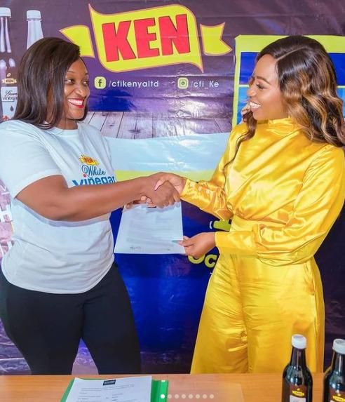 Singer Bahati Can't Keep Calm After Lover Diana Lands New Ambassador Deal