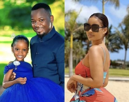 Machoos! Hamisa Mobetto spends day in police custody while baby daddy weds long term girlfriend (Photos)