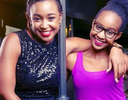 'You Are A Star' Betty Kyalo Sends Birthday Message To Younger Sister Gloria Kyalo