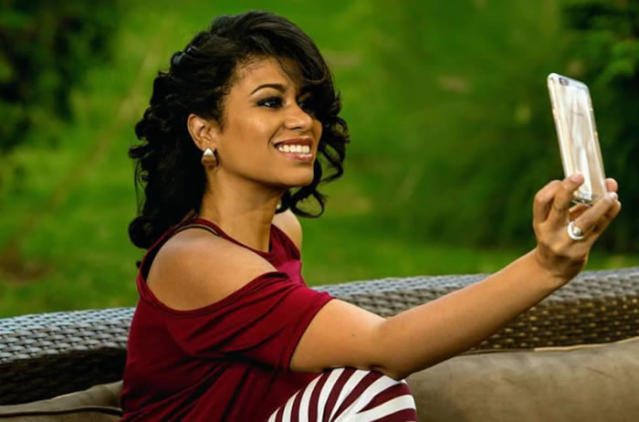 Julie Gichuru Shares Stunning Throwback Photo When She Wanted To Become An Actress