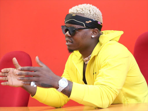 Harmonize Urges Tanzanian Musicians To Use English Language In Their Songs