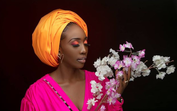 ''Give Me My Flowers When I'm Still Alive'' Yvonne Okwara