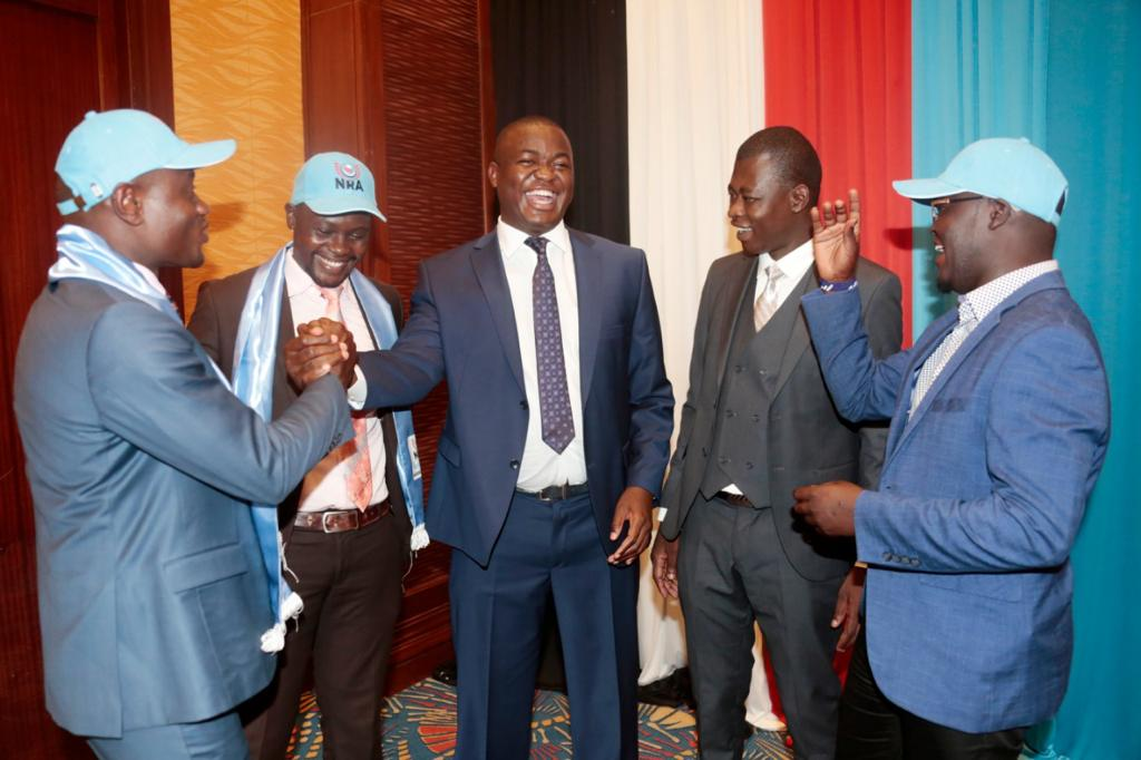 Youthful party National Reconstruction Alliance (NRA) unveiled as Uhuru's succession heats up