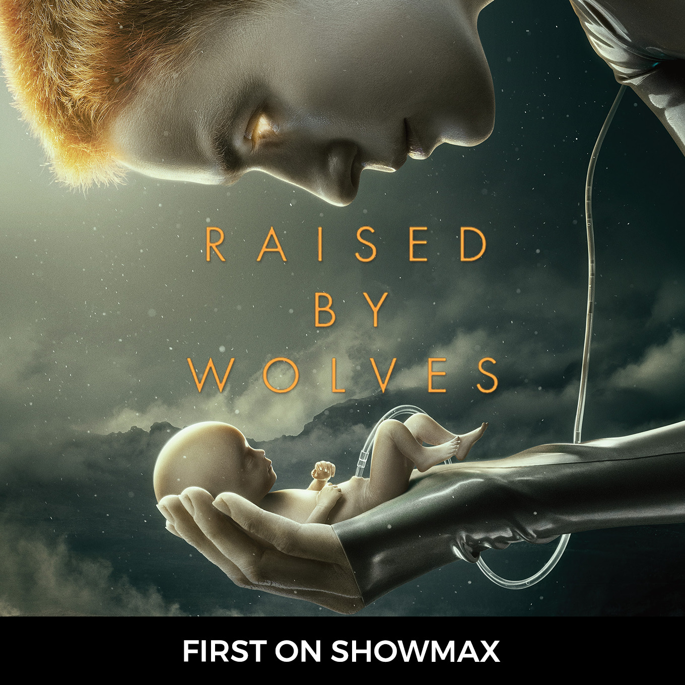 Raised by wolves Showmax