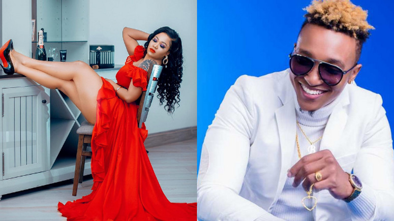Gentleman! Vera Sidika's Valentines Gift From Hubby Will Leave You In Awe (Video)
