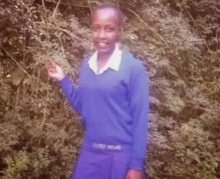 Wueh! Watu Hutoka Mbali- Teacher Wanjiku Shares Her Throwback Photo