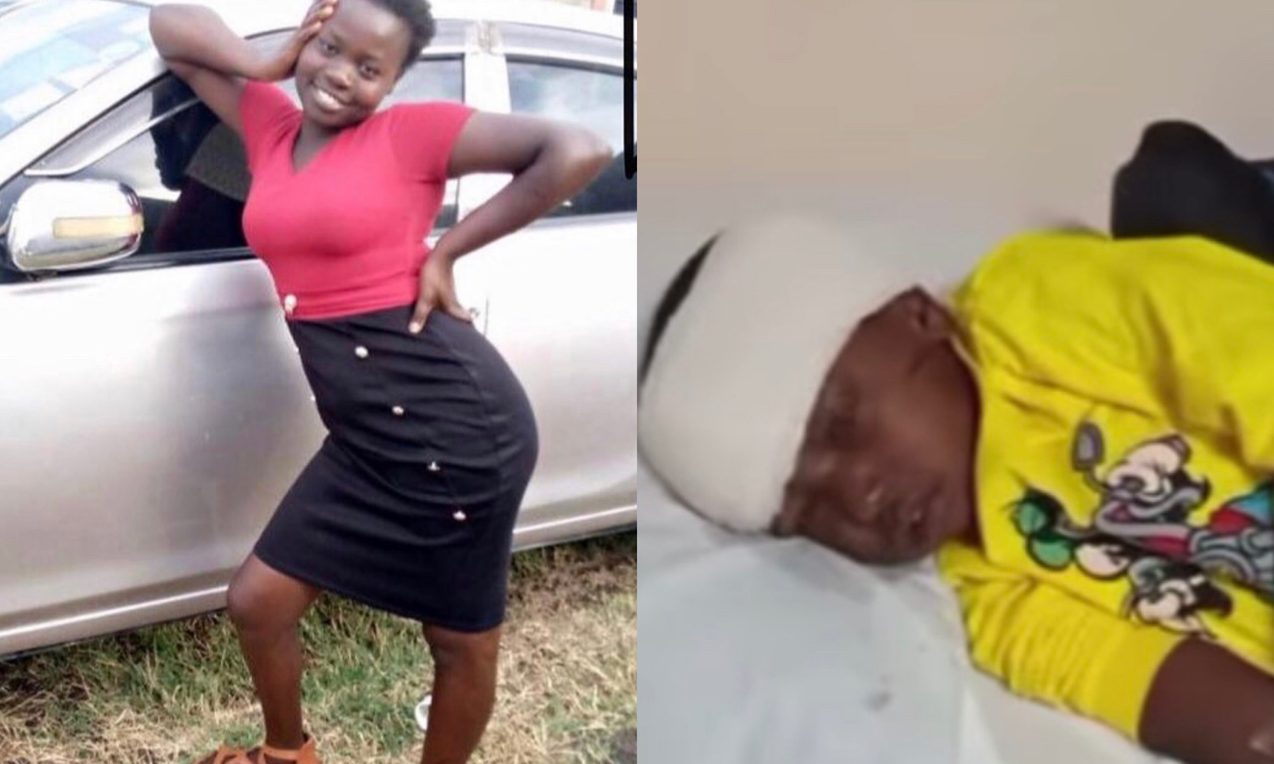 WANTED: Photos of house girl who stabbed her boss's sons leaving them for dead
