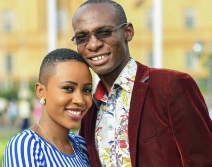"""Kurudiana na yeye hapana"" Nicah the Queen denies wanting ex, Dr Ofweneke back"