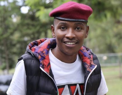 Why Samidoh was reluctant on acknowledging his 4 month old son with Karen Nyamu