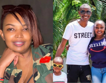 """Amerukwa! """"I never left my wife of 11 years for another woman"""" Samidoh denies relationship with Karen Nyamu"""