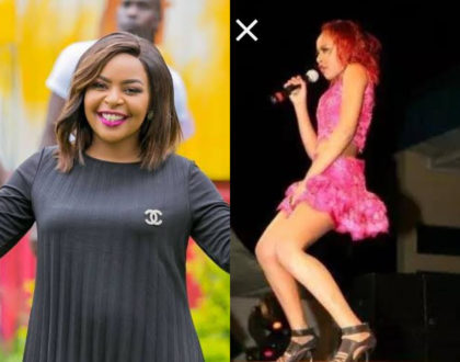 Size 8 reflects back on her wild past: 'I don't deserve this'