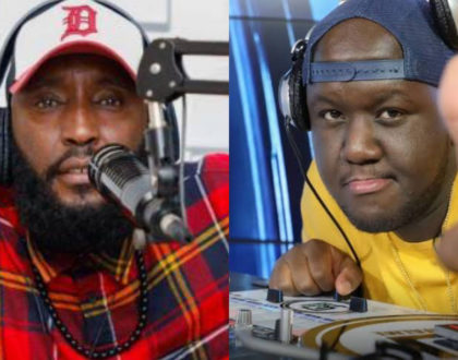 Shaffie Weru and DJ Joe Mfalme suspended by Homeboyz radio management