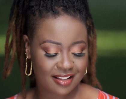 Bado unakaa fiti! New photos of Kalekye Mumo at 45 years prove she is aging backwards