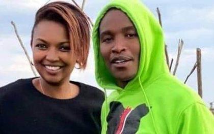 """Sionangi marriage ikiwa true"" Karen Nyamu after affair with Samidoh (Video)"
