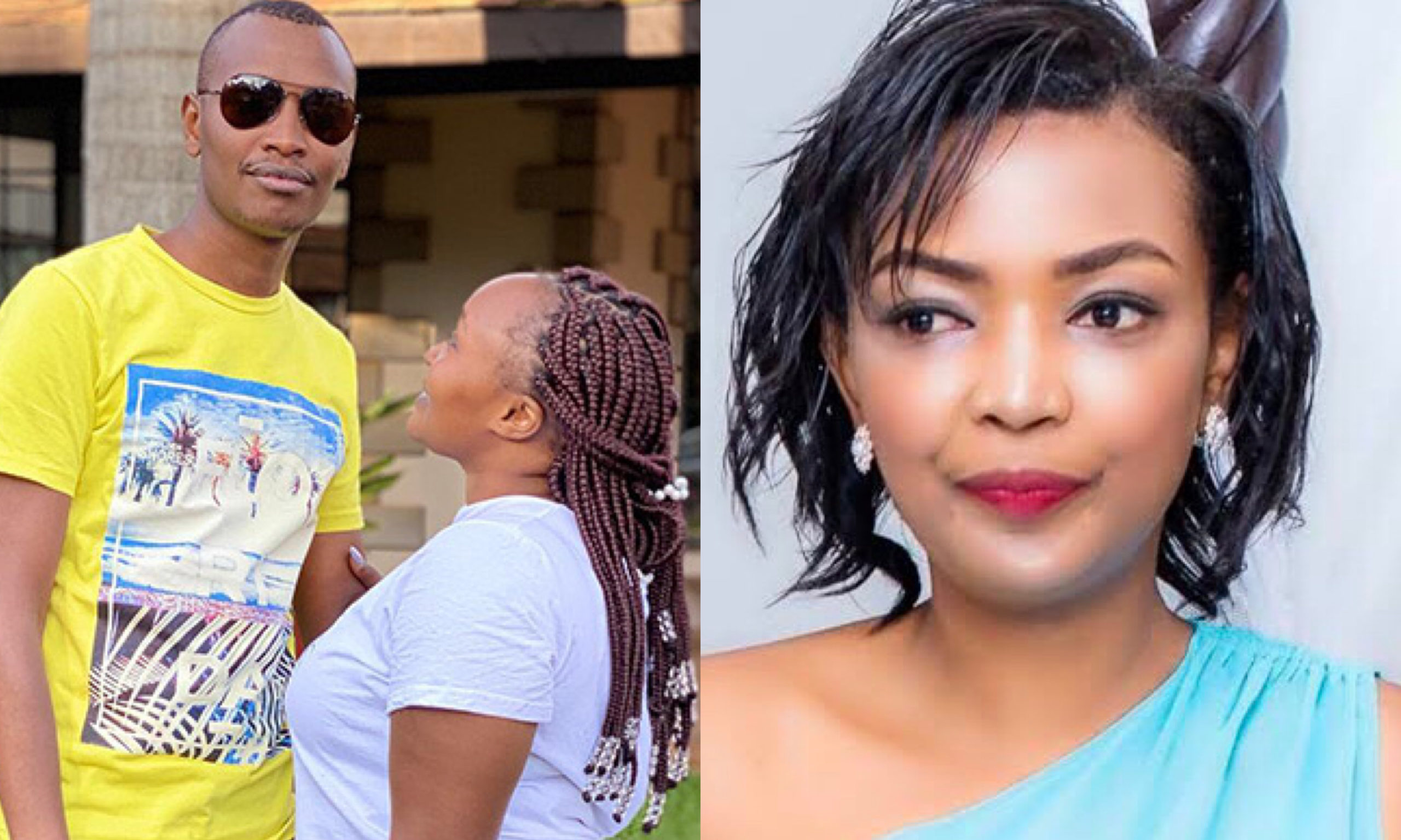 Side chick drama? Karen Nyamu reacts after singer Samidoh publicly denies having serious relationship with her