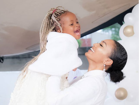 Zari Hassan speaks about her struggle to conceive a baby girl - before Tiffah's birth