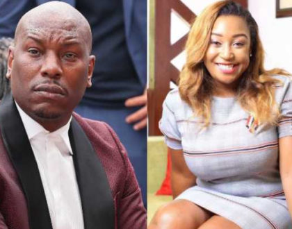 Strength Of A Woman! Betty Kyallo Slams American Actor Tyrese For Sharing False Info About Her (Screenshot)