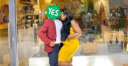Ogopa Nairobi! Here's Why Betty Kyallo Prefers Hiding Her Man's Face On Social Media