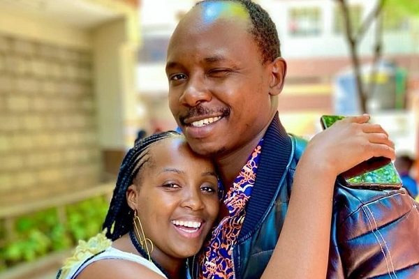 Gospel singer Kymo and wife 'Pika na Raych' welcome baby number 2 (Photos)