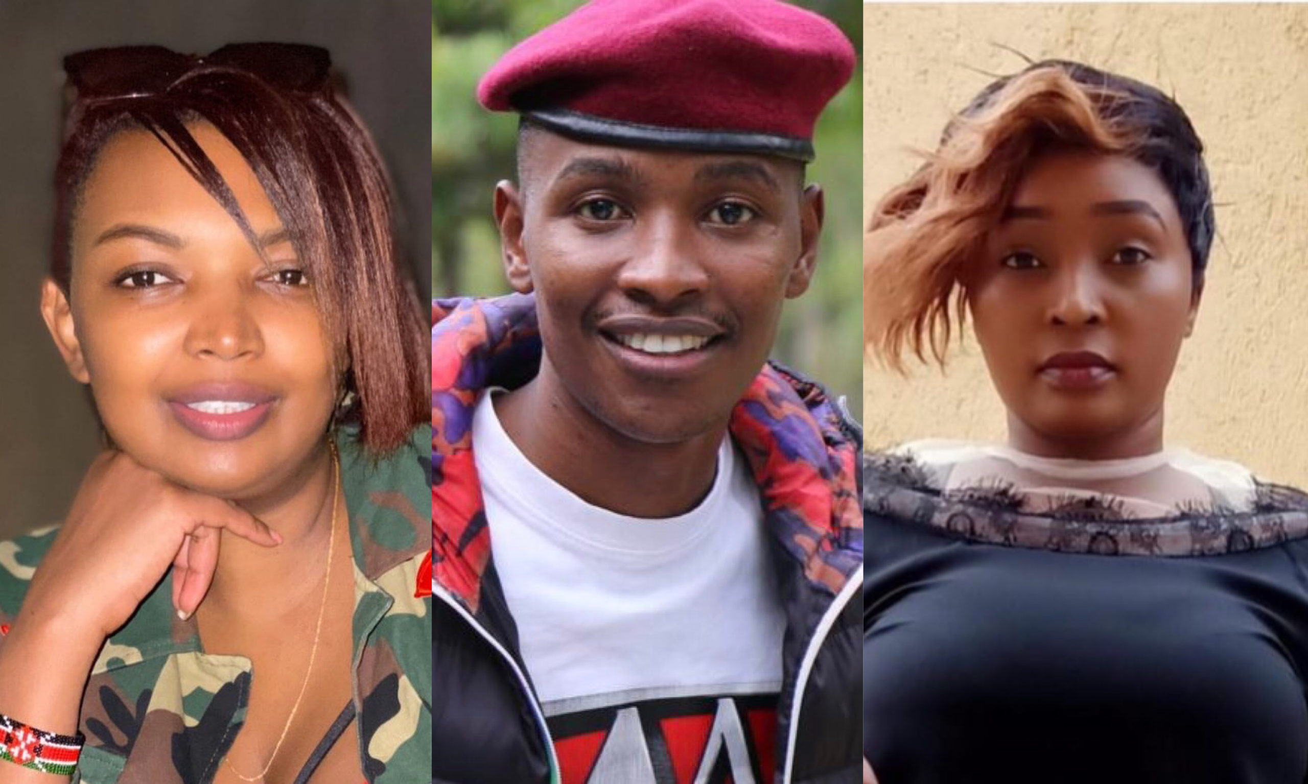 Karen Nyamu and Samidoh's first wife tear each other up on social media