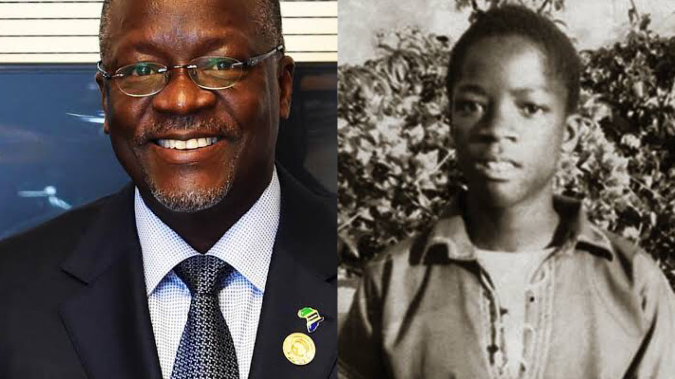 Rest In Power: 4 handsome photos of young energetic John Pombe Magufuli from back in the day