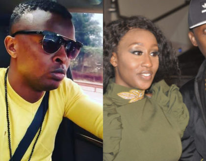 """""""You are stupid"""" Ringtone showers Victoria Kimani's brother with insults"""