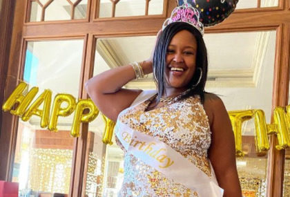 Kamene Goro's Friends Shower Her With Gifts As She Celebrates 29th Birthday