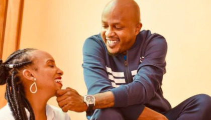DJ Creme De La Creme Finally Proposes To Long-Term Lover After 14 Years