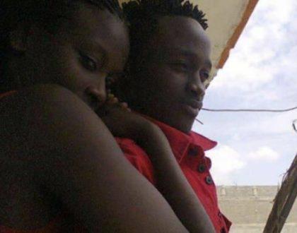"""Ile kitu ex wangu alinionyesha..."" Bahati opens up about his first heartbreak"