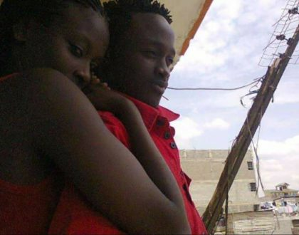 Bahati 'Mtoto wa mama' unveils his very first girlfriend from back in the day