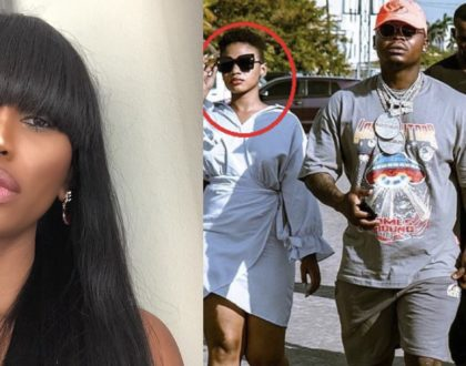 """Wewe ni mama mjinga"" Activist tells Kajala after Rayvanny leaks private chats between Harmonize and Paula Kajala"