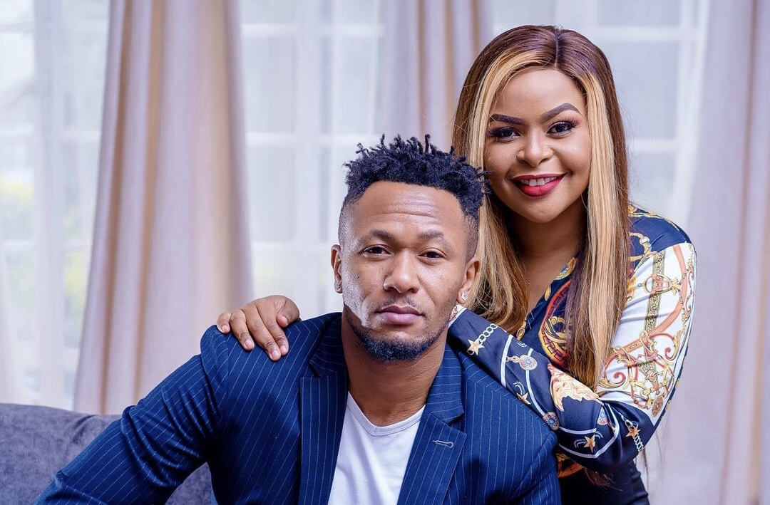 Why Size 8 cannot stop gushing over hubby, DJ Mo