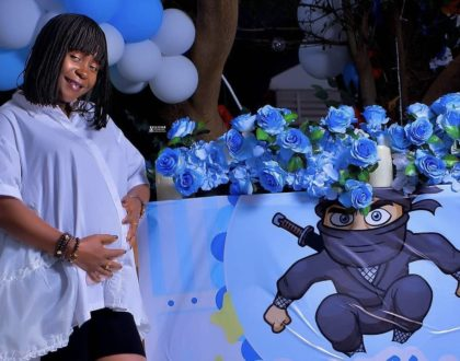 It's a baby boy! Pregnant Kansiime shares stunning photos from her lit baby shower