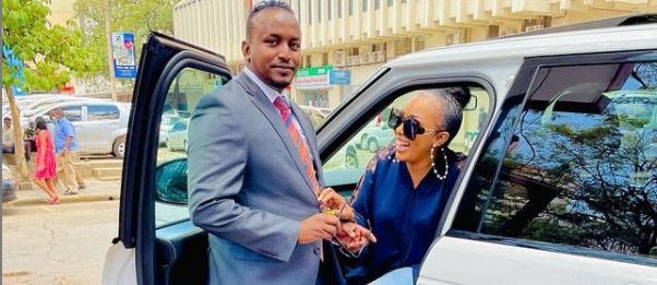 Amber Ray Reveals The Reason Why Women Have Stopped Inboxing Her Lover Jamal On Social Media