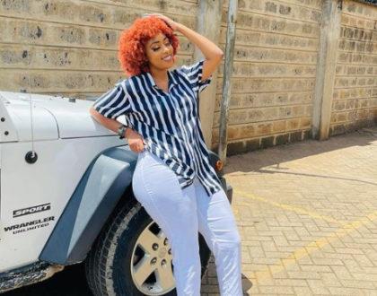 'Mali Safi Kama Wewe Unaamua Kuwa Second Wife' Fan Slams Amber Ray For Accepting To Be A 2nd Wife
